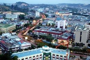 Kota Batam kini