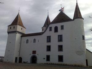 Salah satu sudut kota nyon_castle1